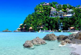 Pangulasian Island, Philippines