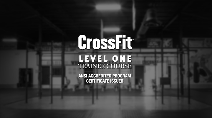 CrossFit Level One