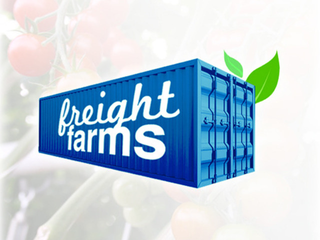 Freight Farms: Grow Fresh Foods Worldwide