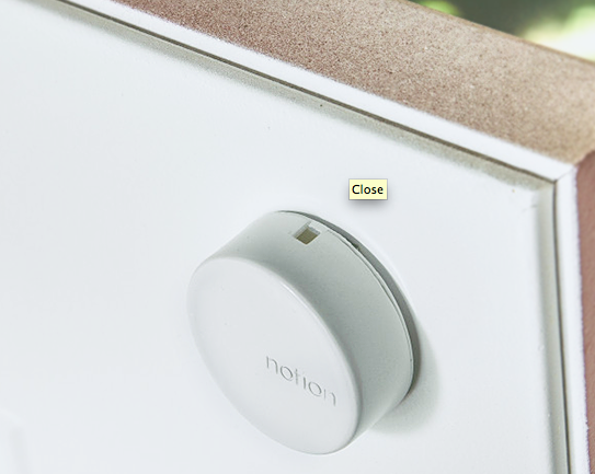 Notion: Home Intelligence System