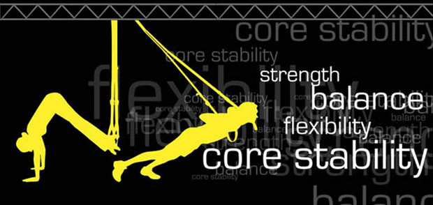 TRX is a completely new type of training