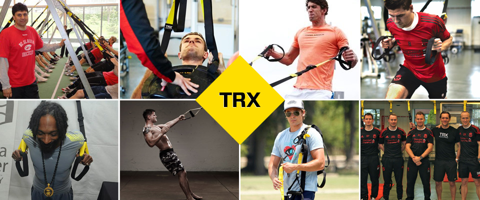 TRX workouts in clinics
