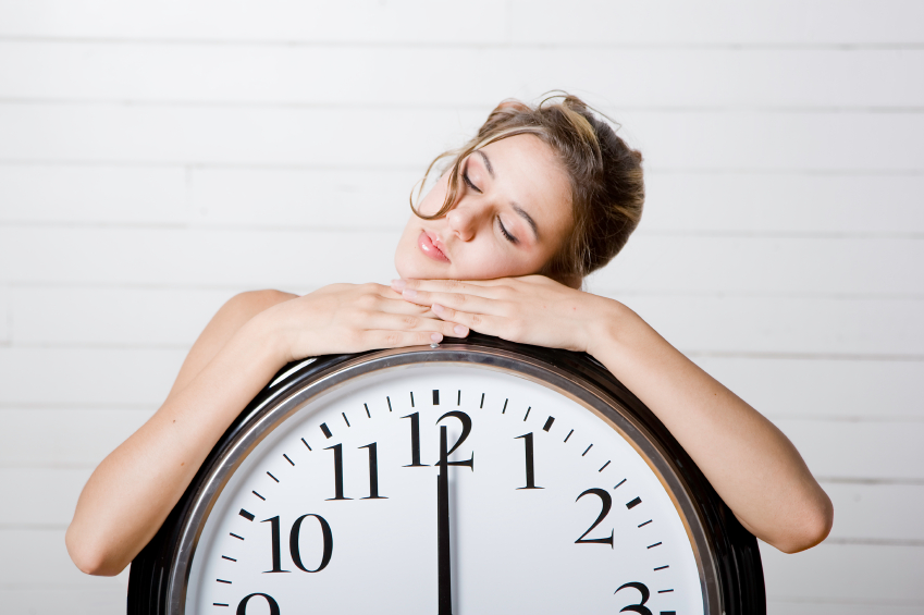 Get a full 8 hours of sleep