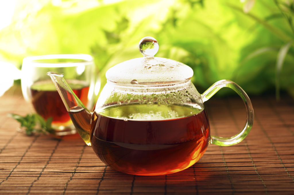 Skip coffee, opt for tea.
