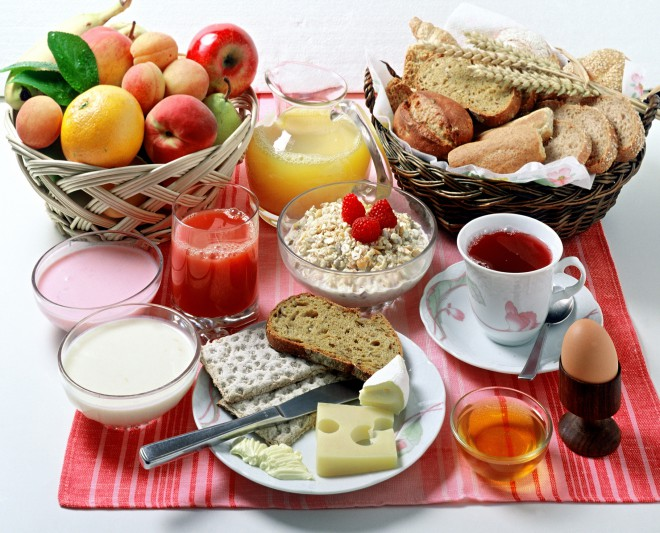 Eat the perfect breakfast