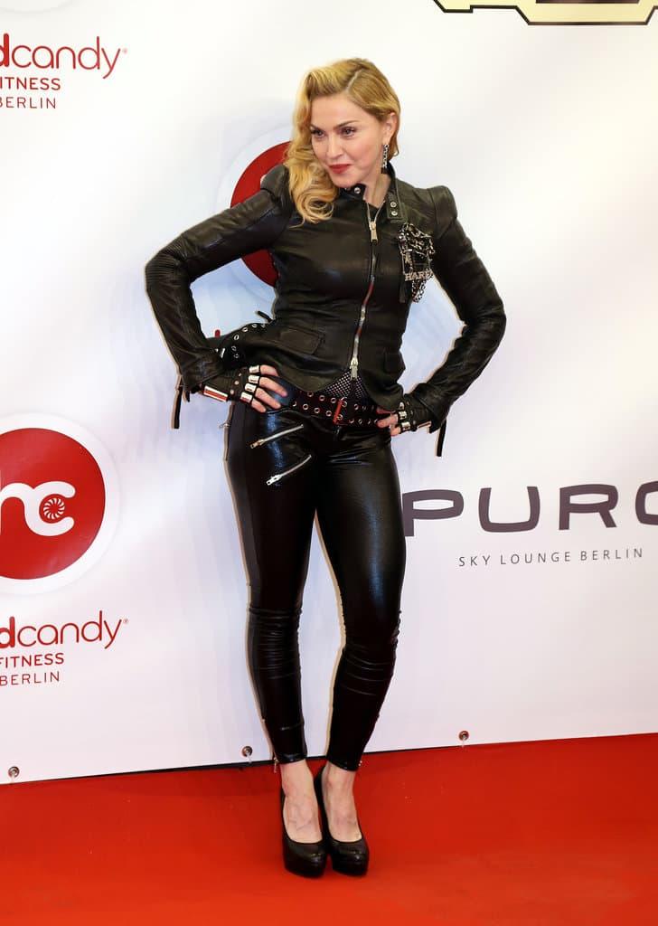 The Macrobiotic Diet - Madonna