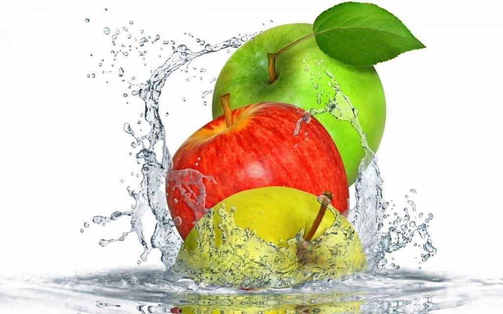 Reach for some crunchy fruits