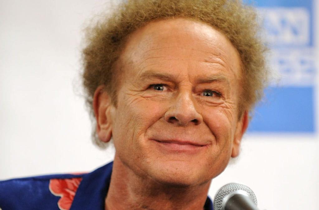 Art Garfunkel psoriasis