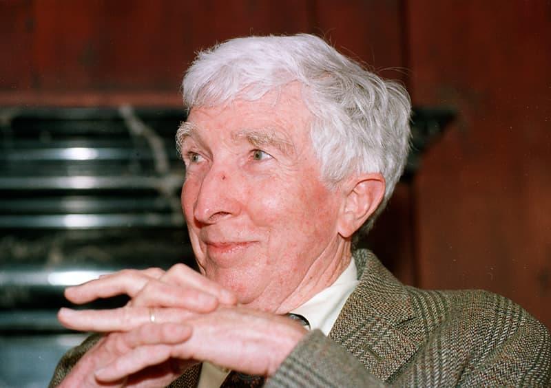 John Updike psoriasis