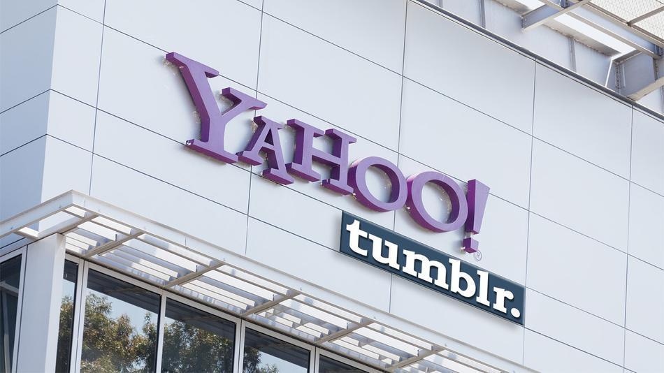 Yahoo purchases Tumblr