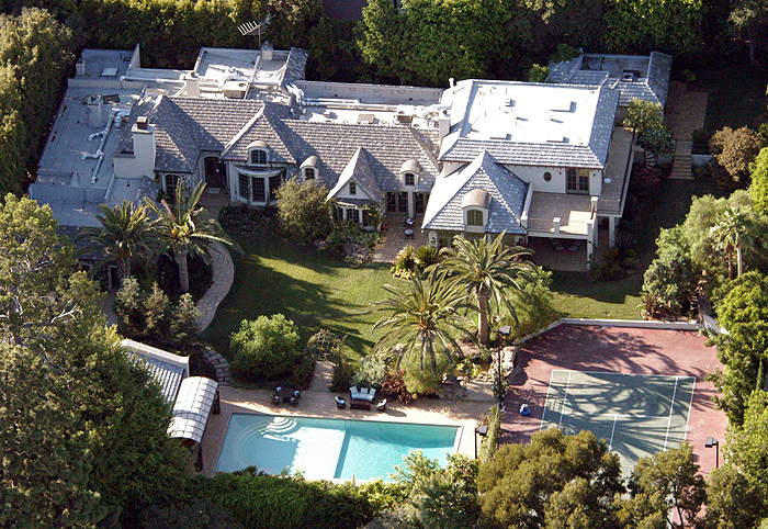 Madonna's new house