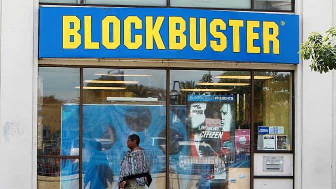 Blockbuster doesn't want Netflix