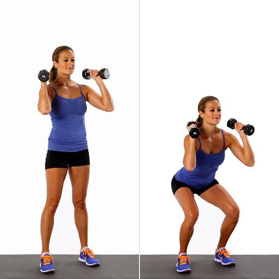 Hit the squat rack!