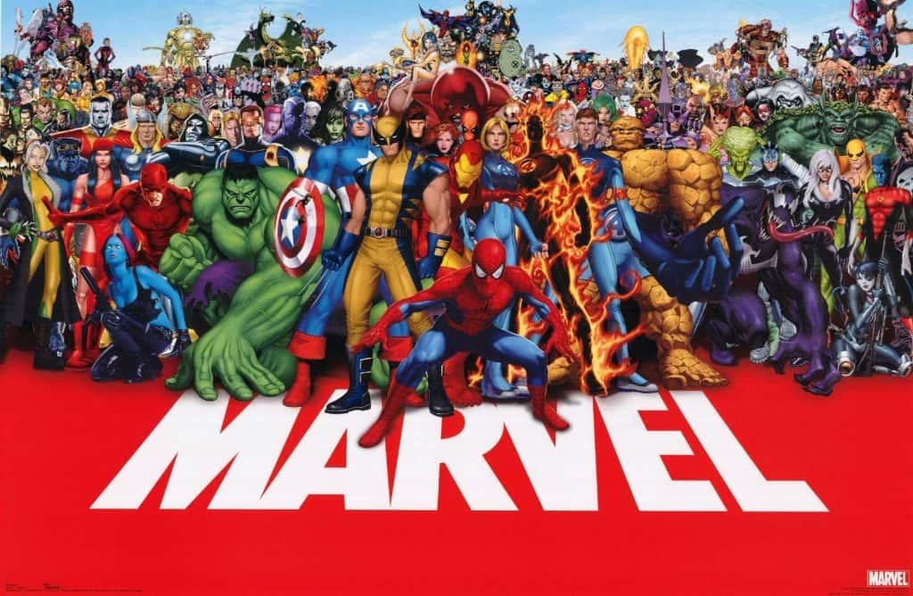Marvel Cinematic Univers