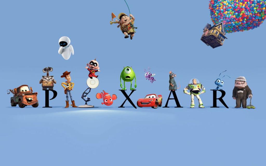 Pixar Animations