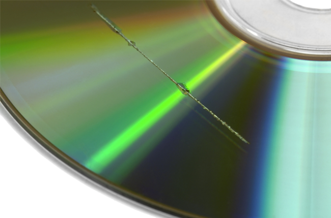 Patch your damaged discs