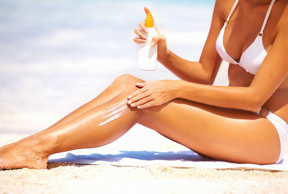 Coconut Oil can be used as sunscreen