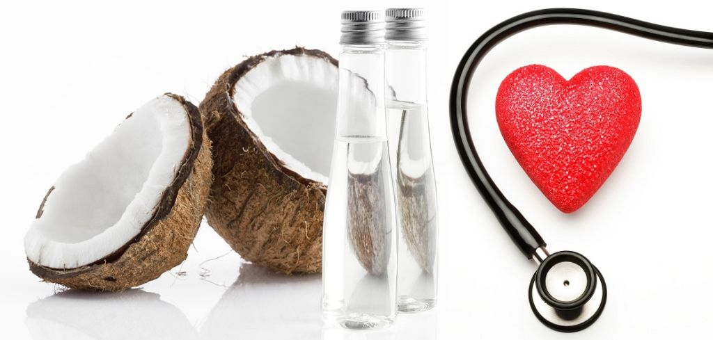 Coconut Oil lowers your risk of heart disease