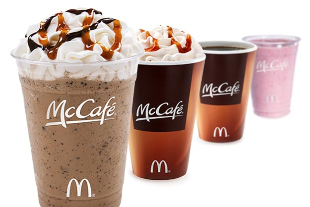 The McDonalds McCafe