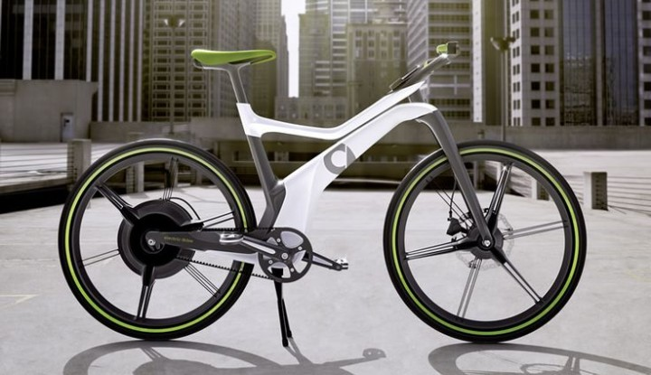 Eco 07 Compactible Urban Bike
