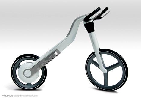 Taurus Seatless Bike
