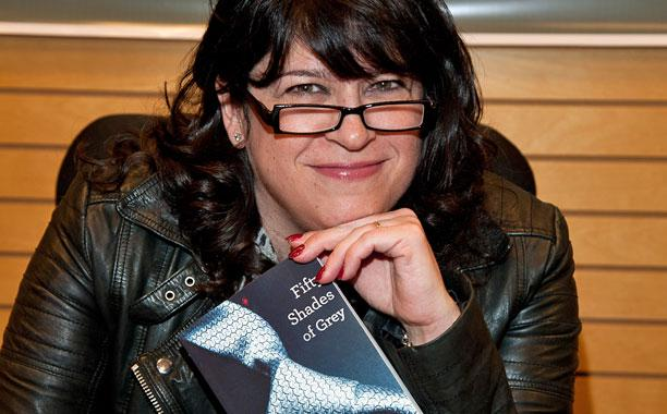 E.L. James sold the film rights of Fifty Shades of Grey for $5 million
