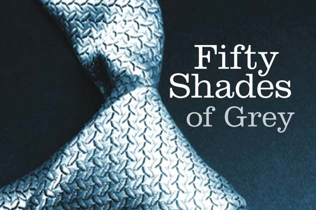 Fifty Shades of Grey was initially Twilight fanfiction