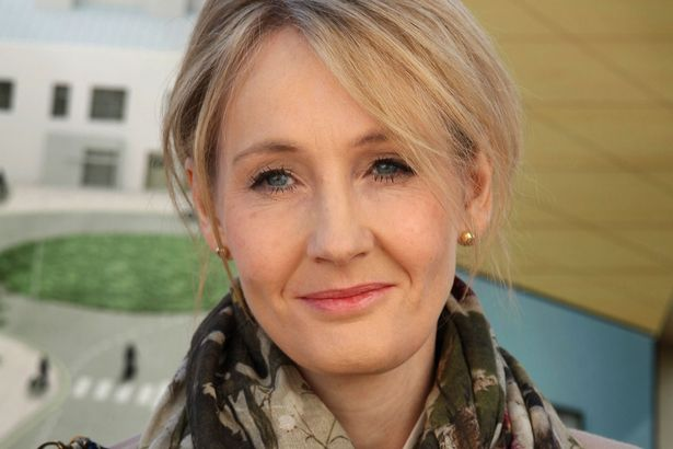 J.K. Rowling was BANNED from reading the series