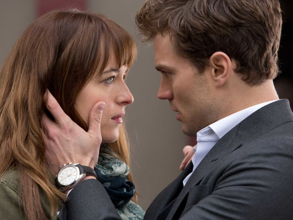 Though Twilight and Fifty Shades might share demographics, there is no love between them
