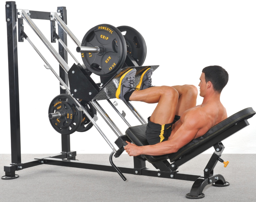 how to avoid locking your knees whilst doing legpress