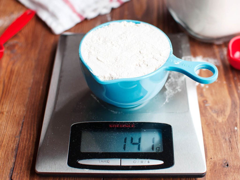 Learn the ins and outs of measuring ingredients