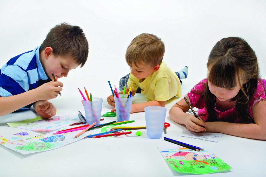 Give your child time to be creative without purpose