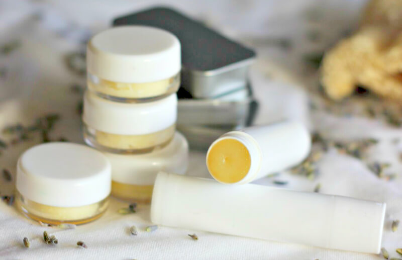 Use as a lip balm