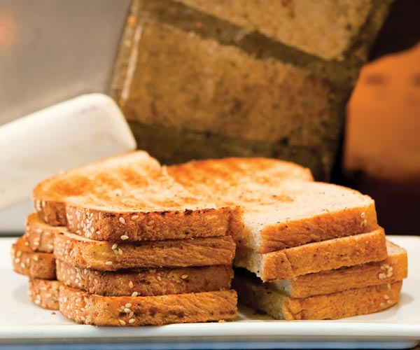 Buttering  Your Toast