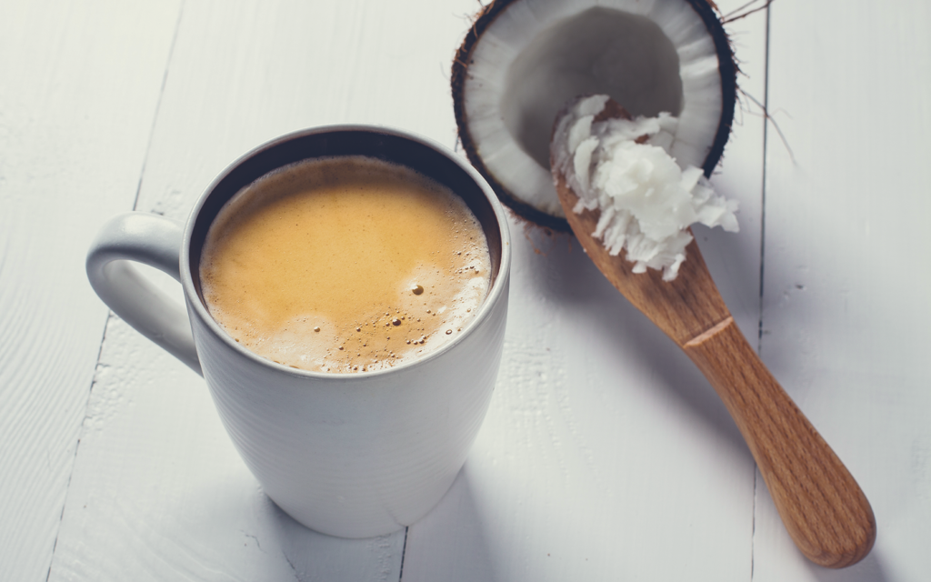 Creamer for Your Coffee