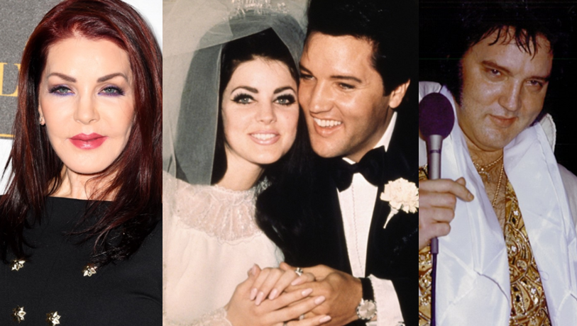Elvis-and-Priscilla-Presley