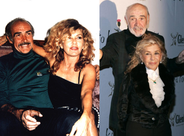 Sean-Connery-and-Micheline-Roquebrune