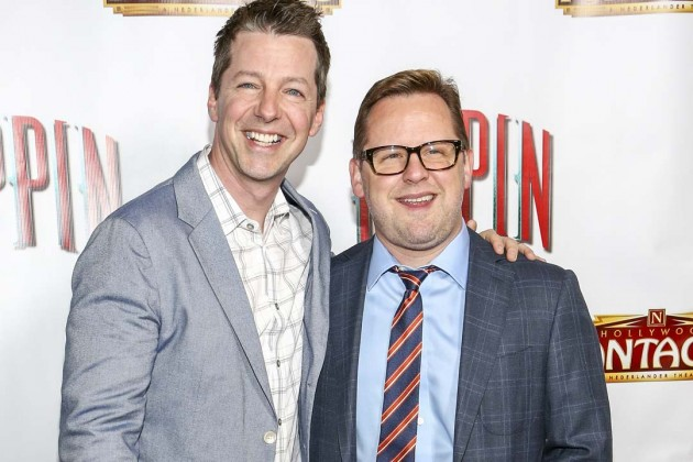 Sean Hayes and Scott Icenogle