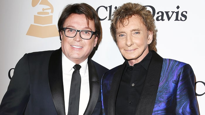 Barry Manilow & Garry Kief