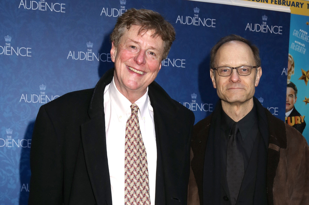 David Hyde Pierce & Brian Hargrove