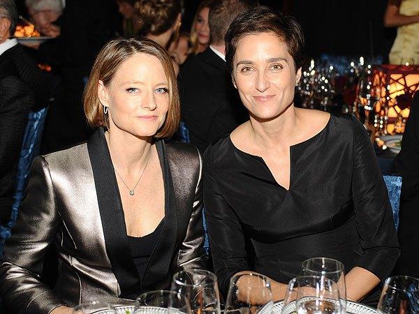 Jodie Foster & Alexandra Hedison