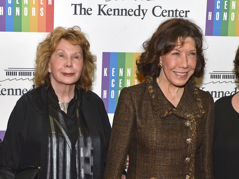 Lily Tomlin & Jane Wagner