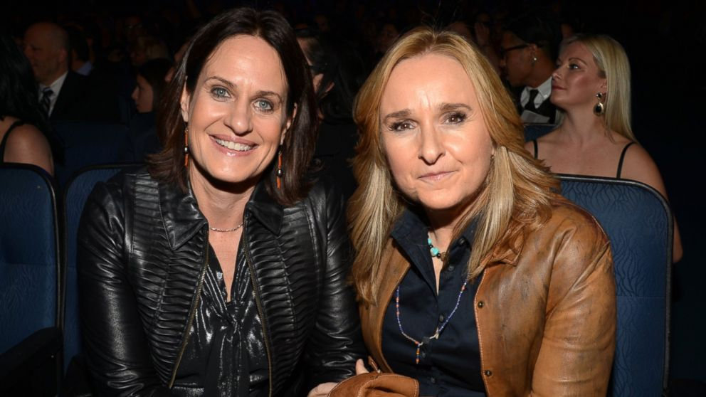 Melissa Etheridge & Linda Wallem