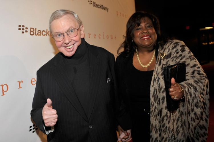 Roger Ebert and Charlie Hammelsmith
