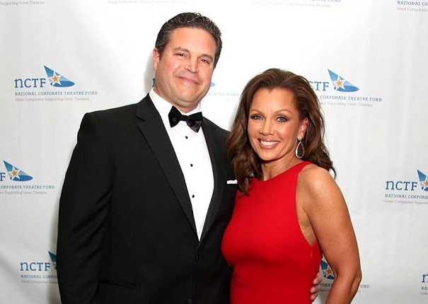 Vanessa Williams and Jim Skrip