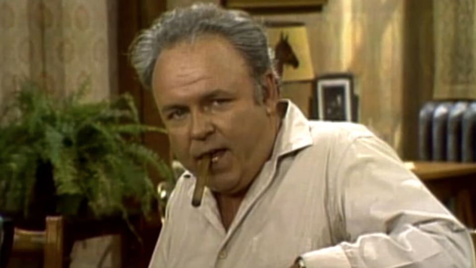 Archie-Bunker-almost-got-killed-off