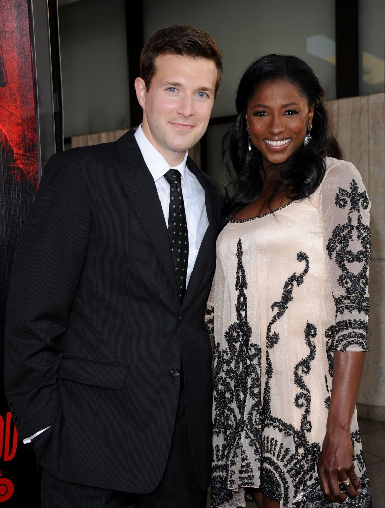 Rutina Wesley & Jacob Fishel