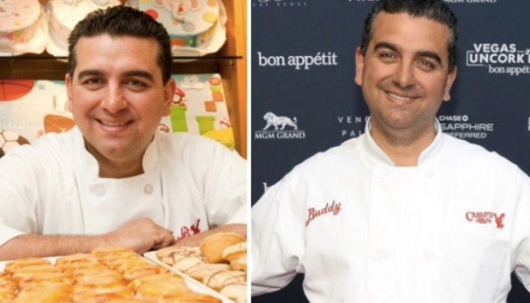 Buddy Valastro – Cake Boss
