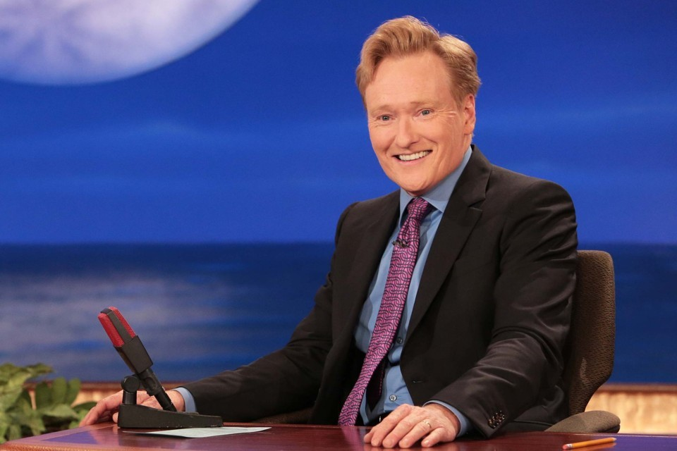 Conan O'Brien – $85 Million