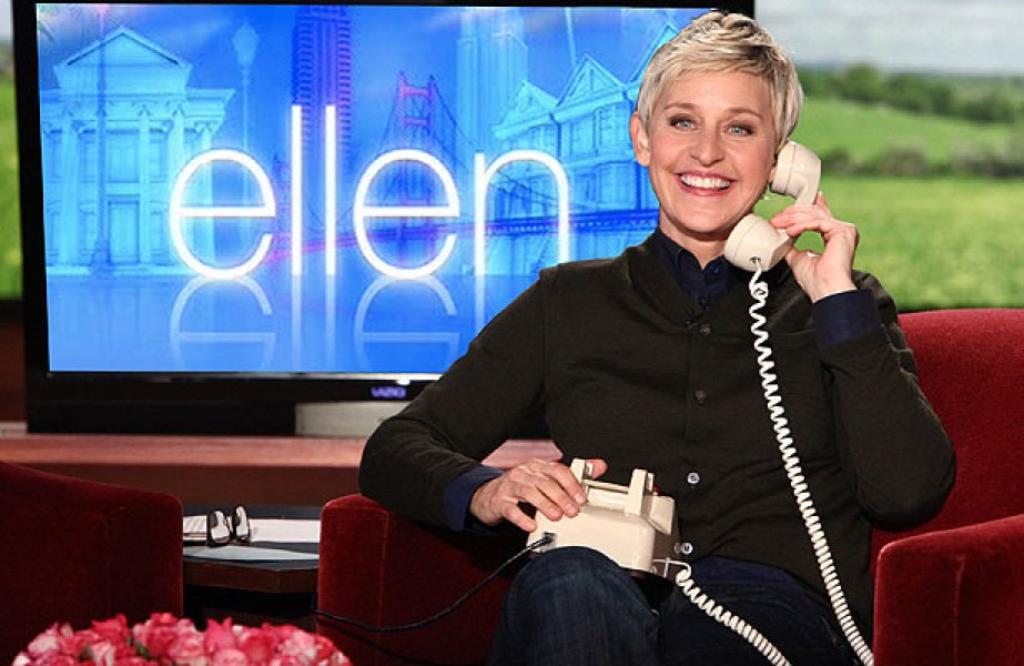 Ellen DeGeneres – $360 Million